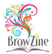 BrowZine logo