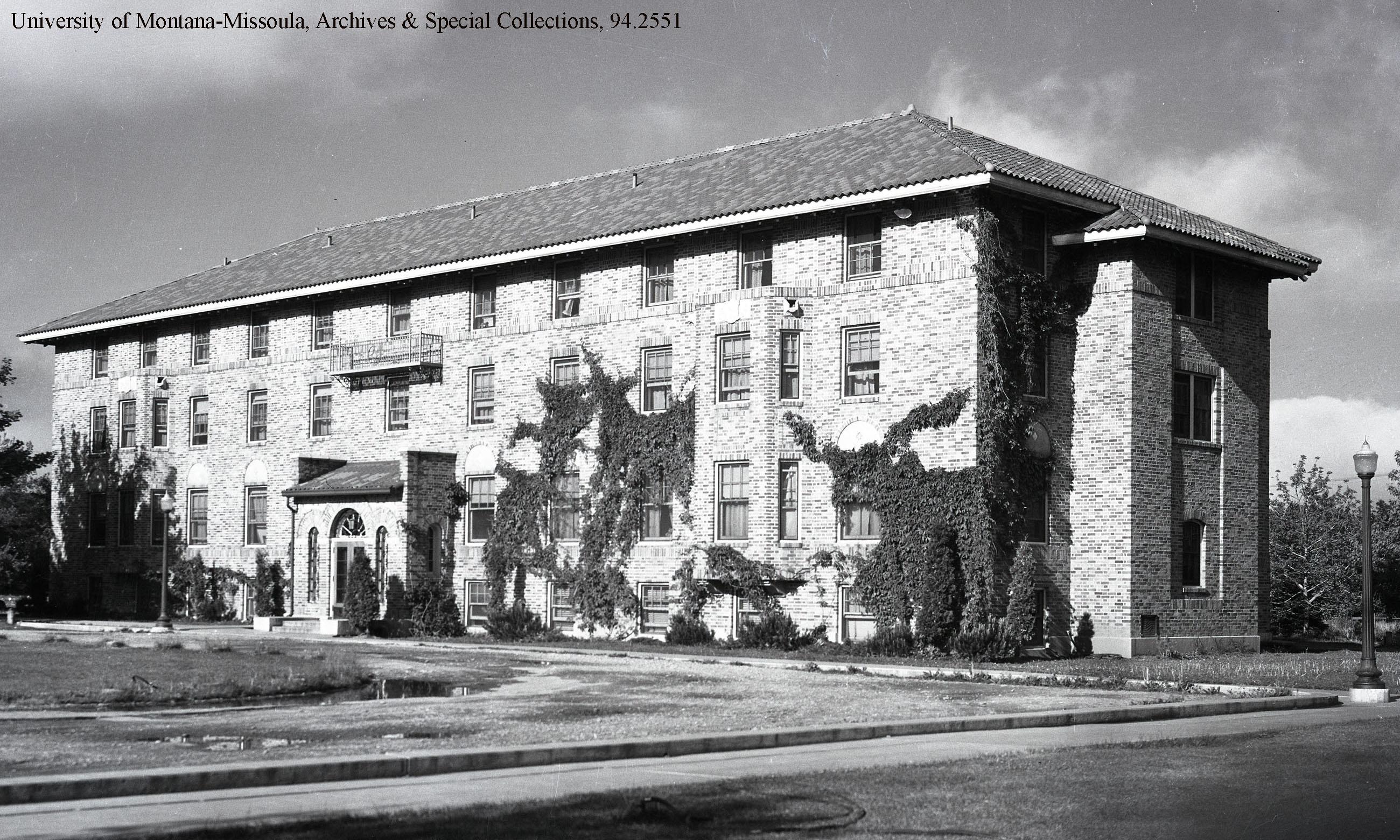Corbin Hall