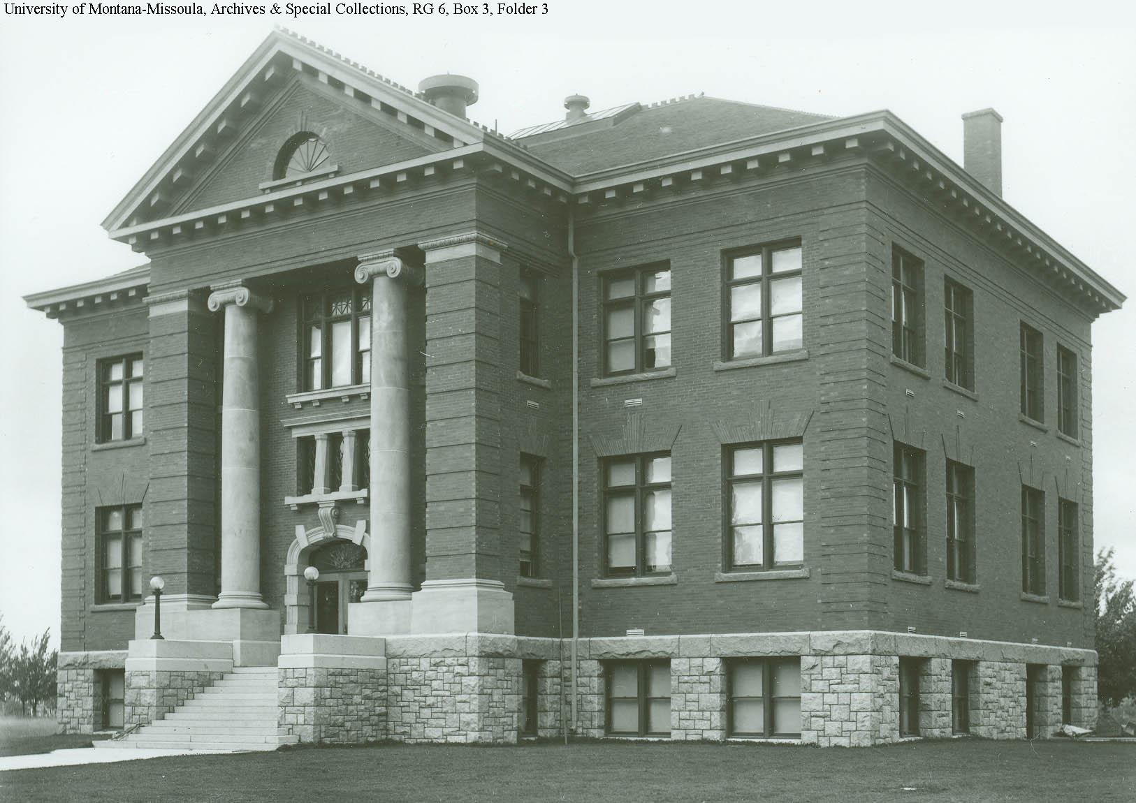 Jeannette Rankin Hall