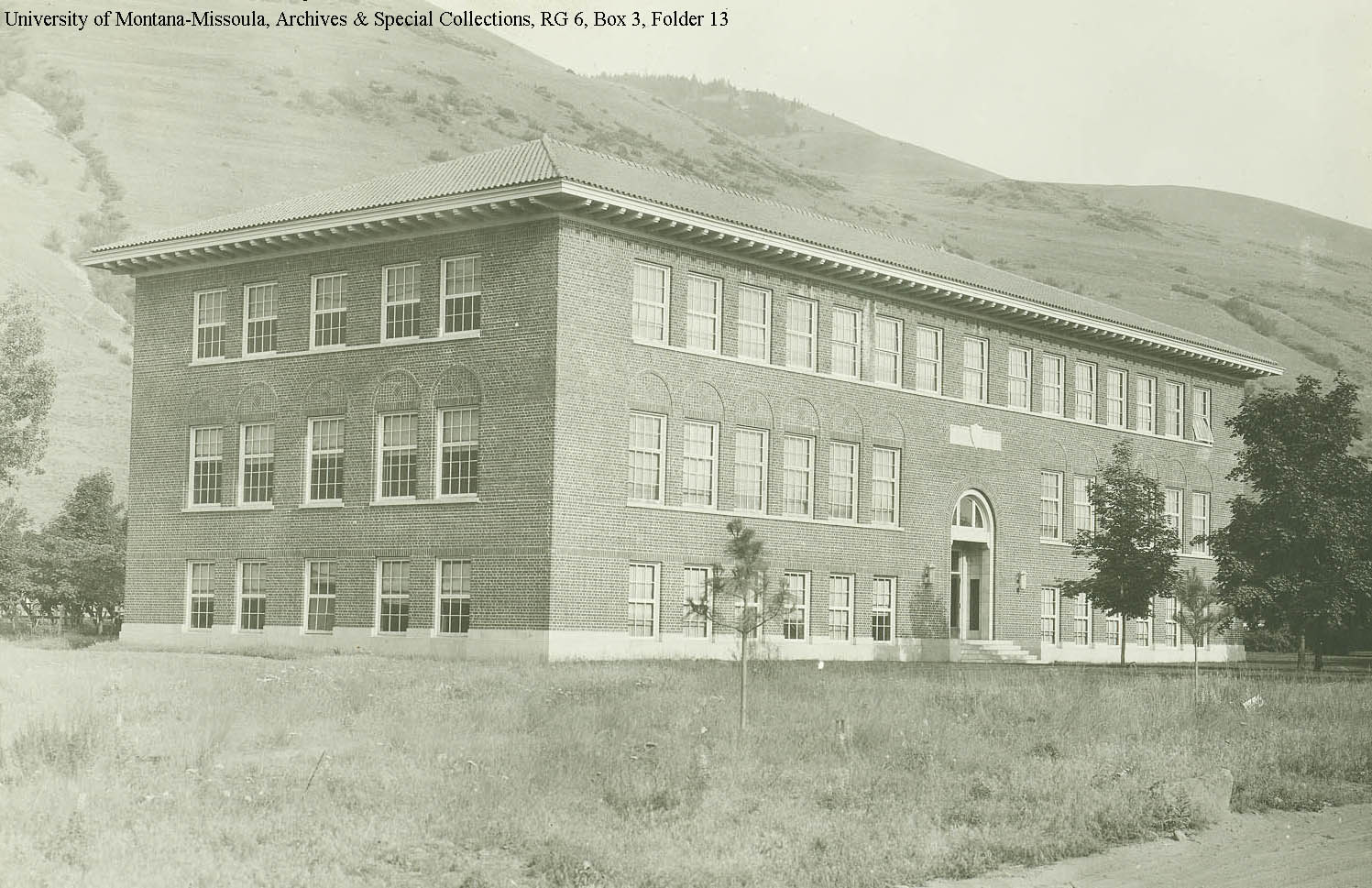 Natural Science Building