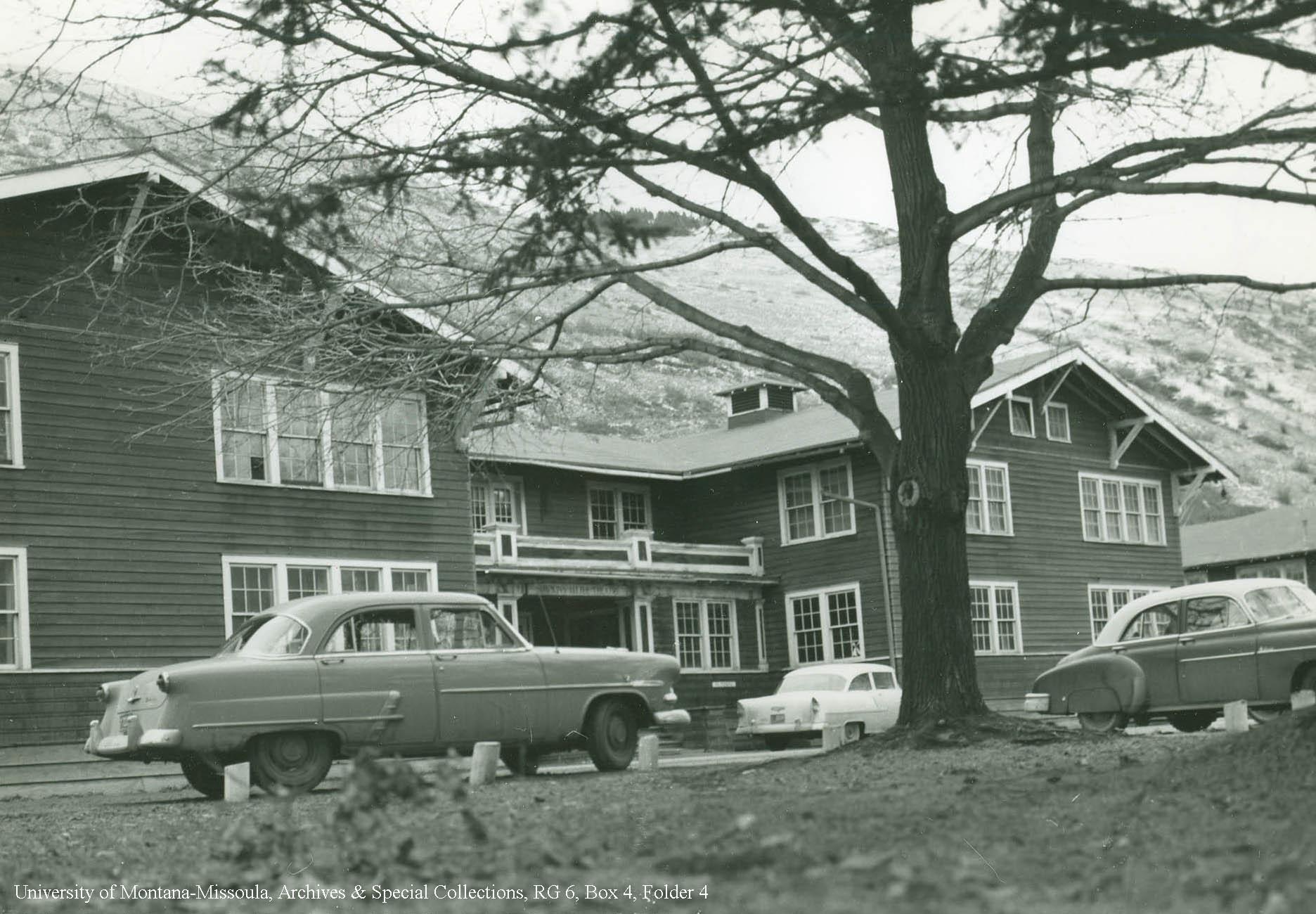 Simpkins Hall