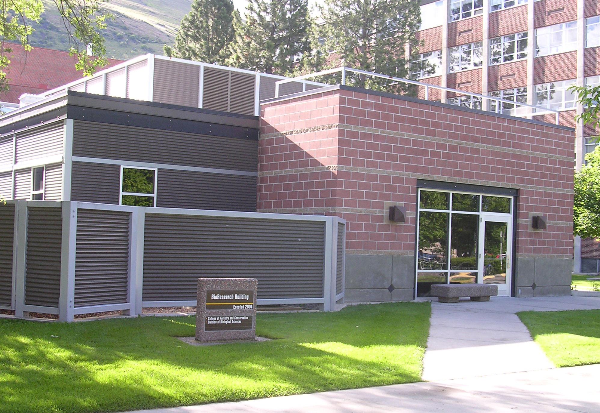 Bio Research Building