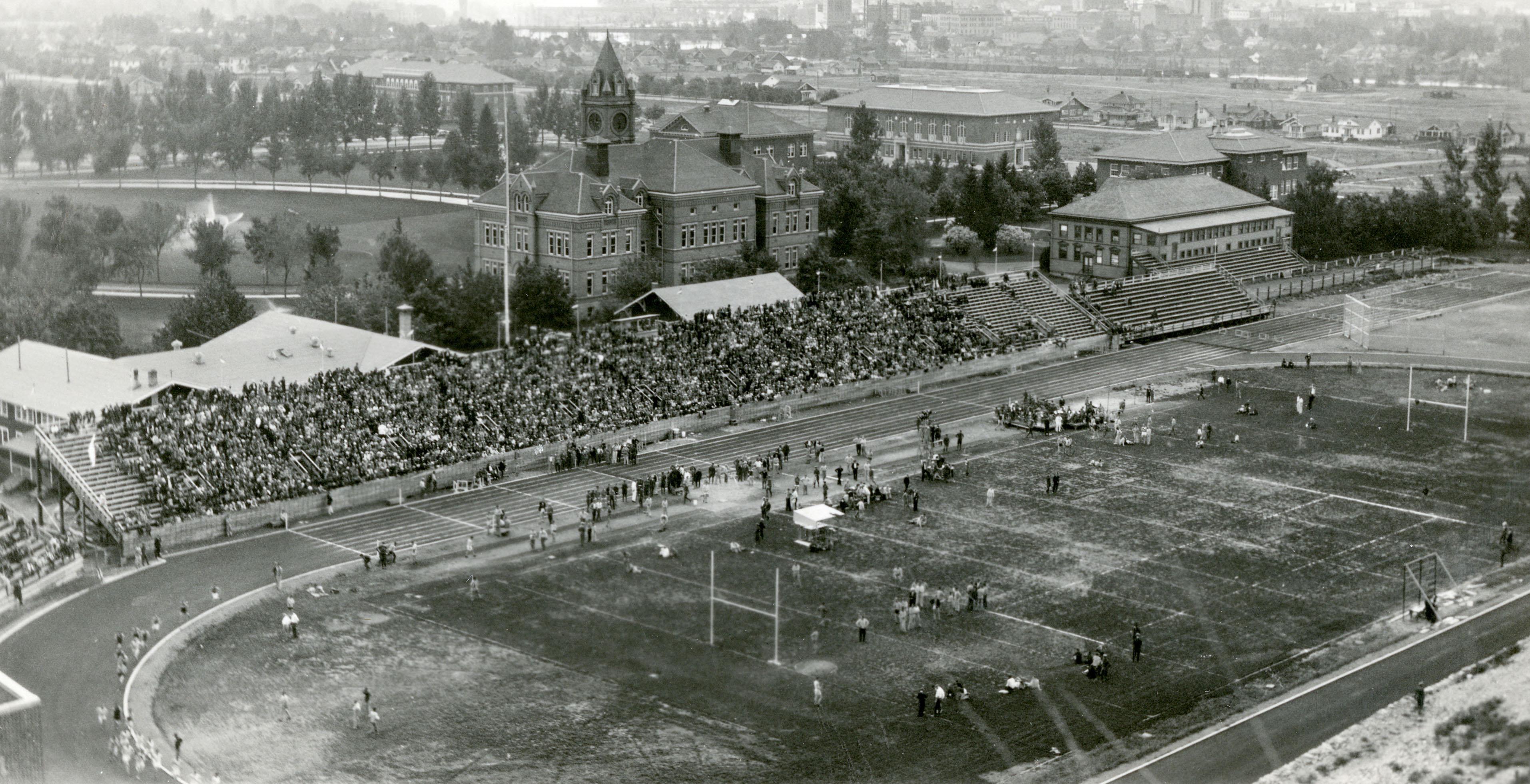 Dornblaser Field