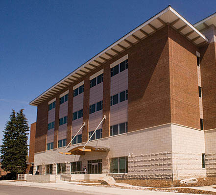 Interdisciplinary Science Building