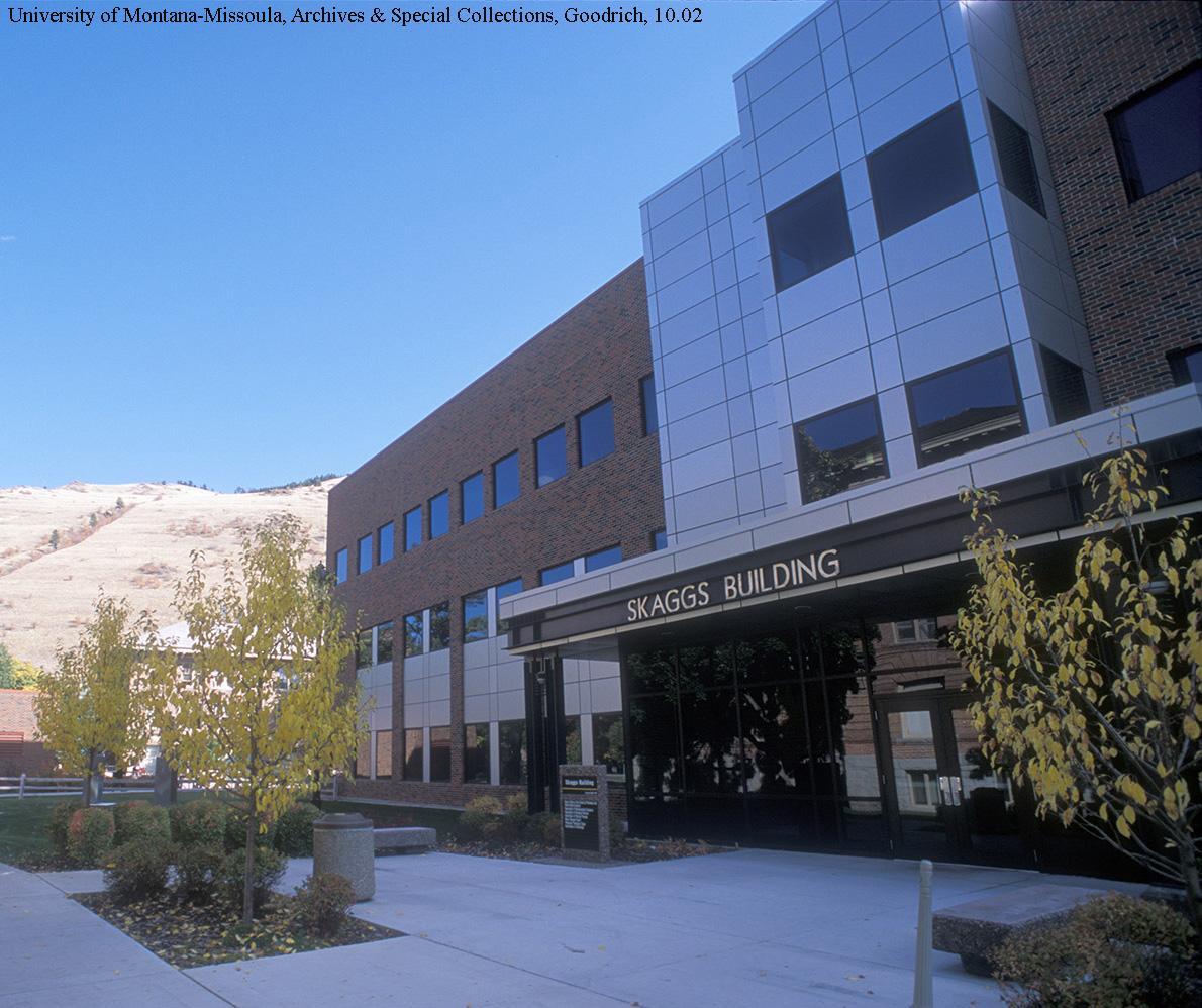 Skaggs-Pharmacy Building