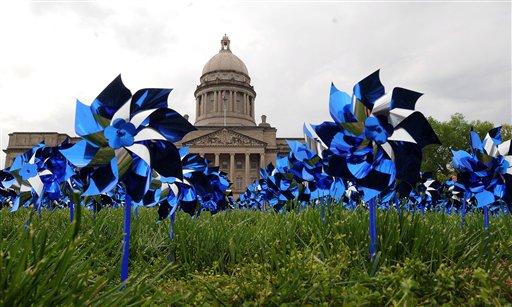 """Kentucky Children's Advocacy,"" by Associated Press (2012)"