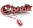 "picture of the word ""ebook"" - link to ebooks in the PLS book catalog"