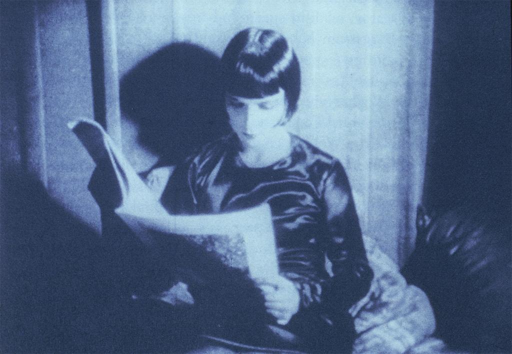 Film still from Pandora's Box