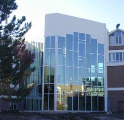 The Atrium at Conrad Grebel University College