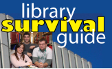 Link to Library Survival Guide
