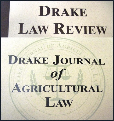 Drake law student publications