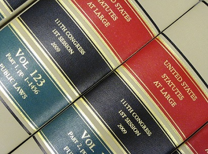statutes at large spines