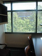 Drake Law Library study room