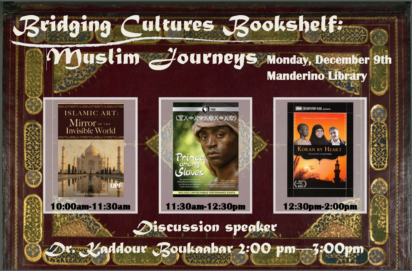 Muslim Journeys poster