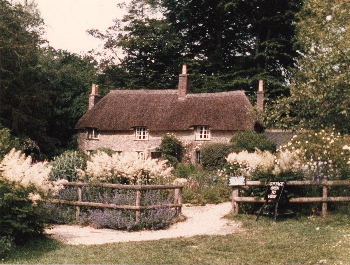 Thomas Hardy Cottage, Dorset