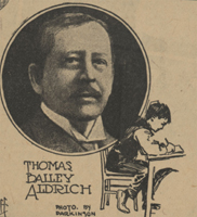 Thomas Bailey Aldrich and boy