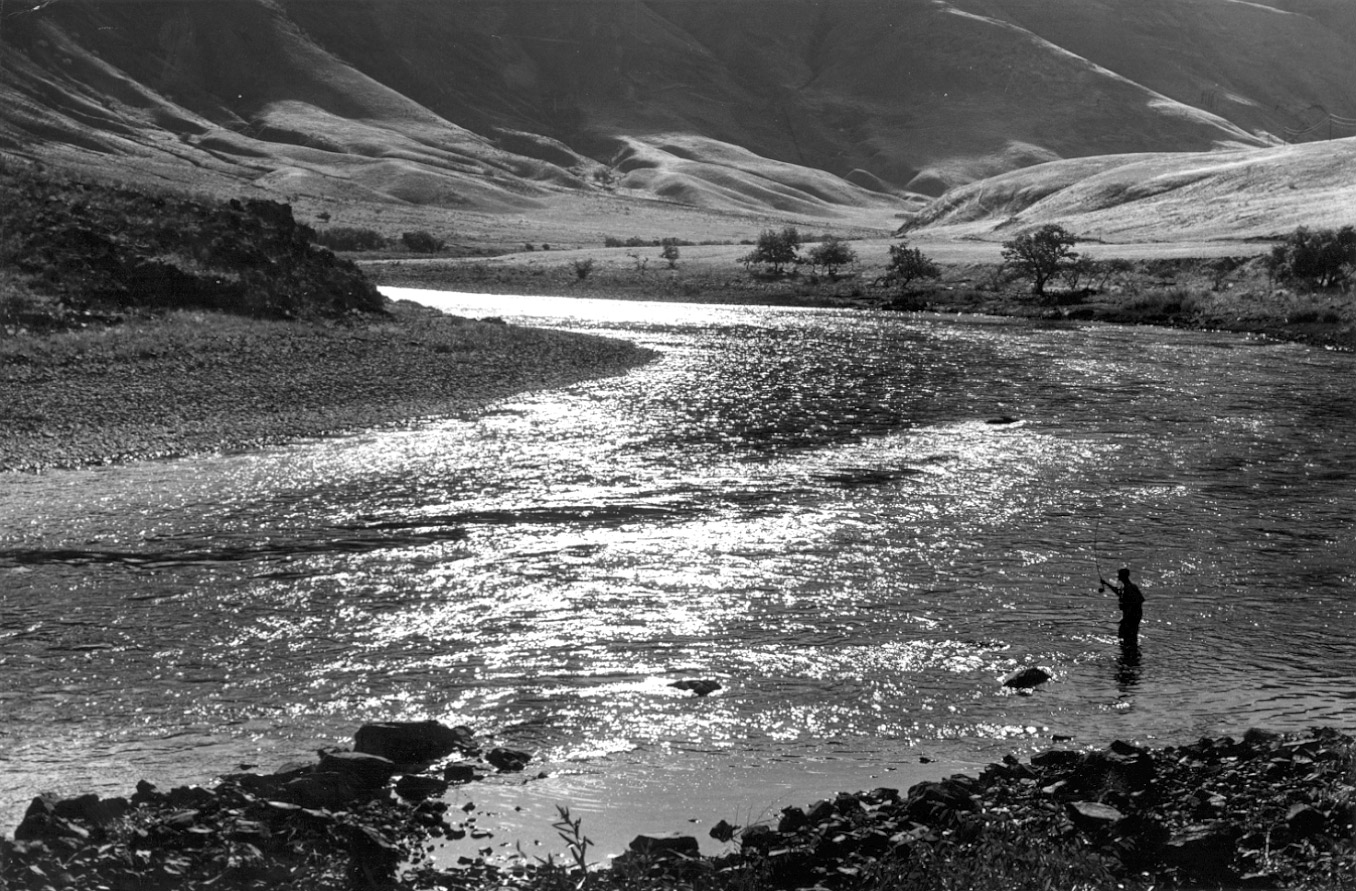 Photograph by Ralph Wahl, Fly Fishing Papers and Photographs