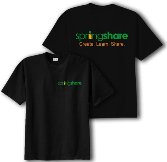 Springshare T-Shirt