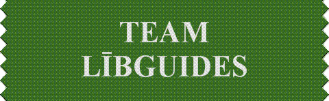 LibGuides badge ribbon