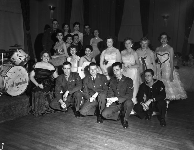St. Peters Service Club Dance