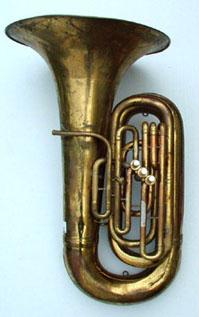 Conn BB flat tuba