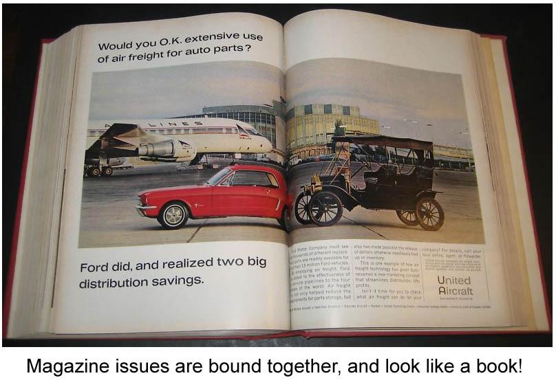 bound magazine