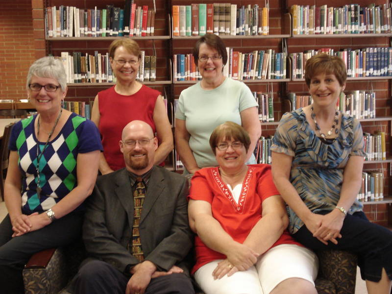 Riley Library staff