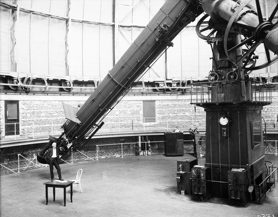 Yerkes telescope