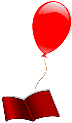 Book Ballon Image