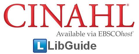 CINAHL LibGuide Logo