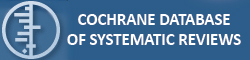 Cochrane Database of Systematic Reviews logo