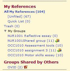 groups display online