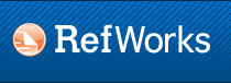 Blue RefWorks Header