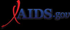 Aids-dot-gov Logo