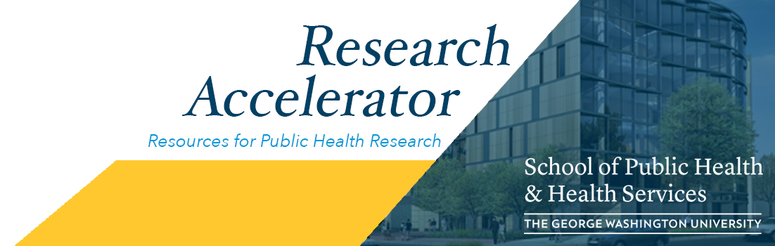 Research Accelerator - Resources for Public Health Research