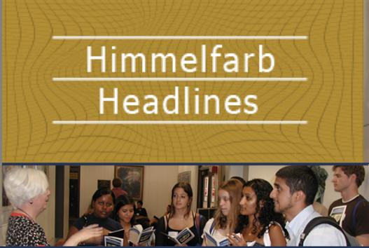 Himmelfarb Headlines