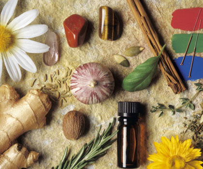 Flowers - Complementary and Alternativ Medicine