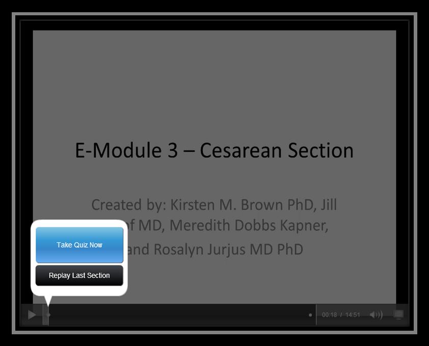 E-module #3