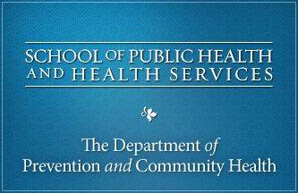 GW Department of Prevention & Community Health