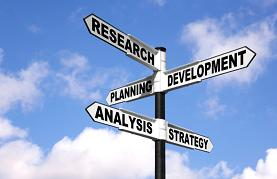 Best Places to Start (Research, Planning, Development, Analysis and Strategy signpost)