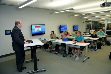 Picture of Tech Classroom