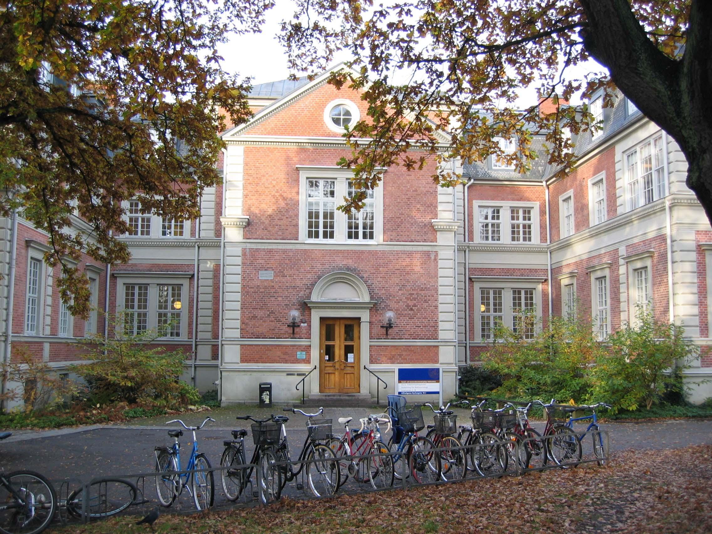 Social- och beteendevetenskapliga biblioteket