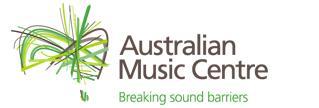 AUstralian Music Centre Logo