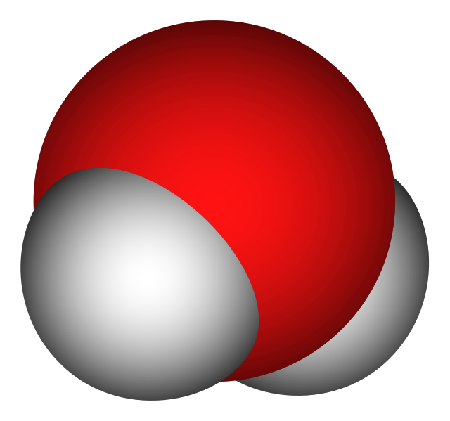 Model of Water Molecule