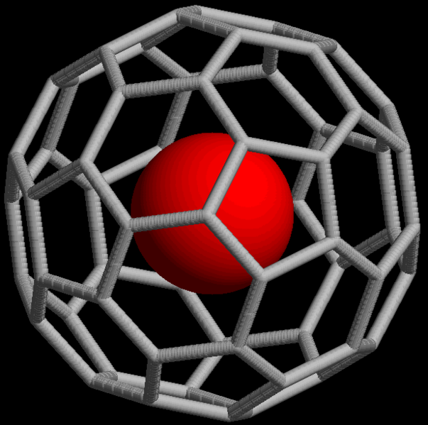 Endohedral Fullerene Molecule Category