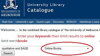 finding ebooks