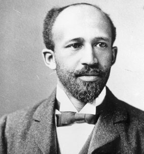 Photograph of W.E.B. DuBois