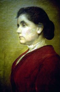 painting of Jane Addams