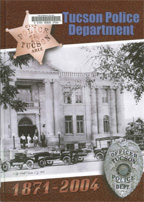 Book Cover Tucson Poice Department