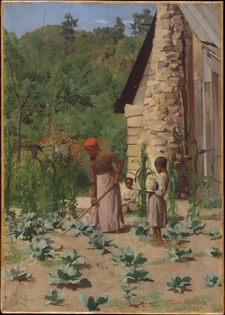 The Way They Live (1879) by Thomas Anshutz, Metropolitan Museum of Art